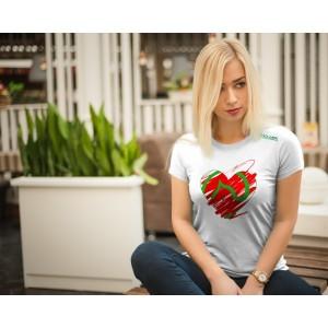 Camiseta Feminina Amor