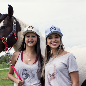 BLUSA OFF WITH CLUBE DO CAVALO