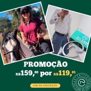 Camisa Pólo Vinho com Pingente + Fivela Unissex