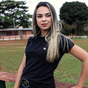 Camisa Polo Cavalo Crioulo Masculina (bordô)